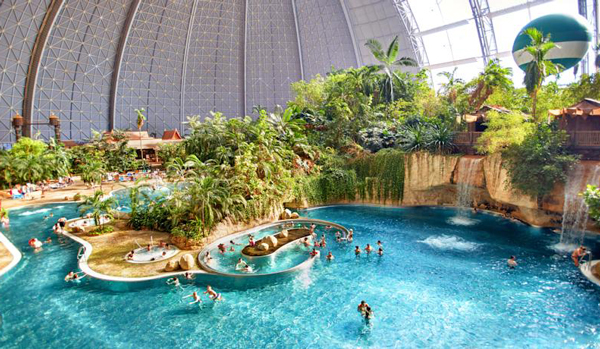 Tropical Island Resport, Krausnick, Germany