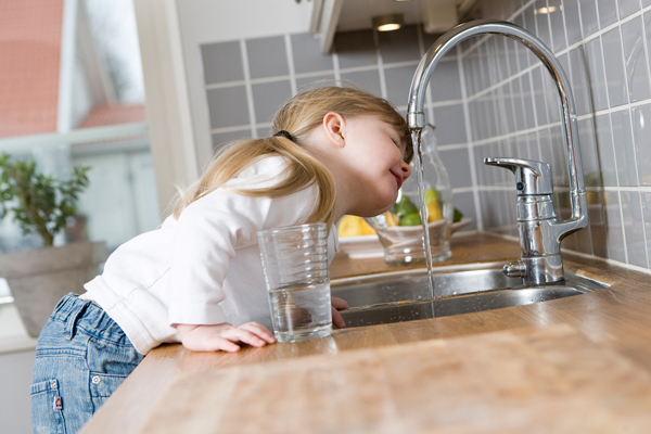 Knowing your water is safe to drink