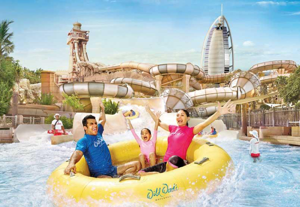 Wild Wadi Water Park, Dubai, United Arab Emirates